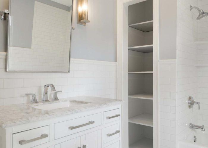 Shorewood Renovation Bathroom