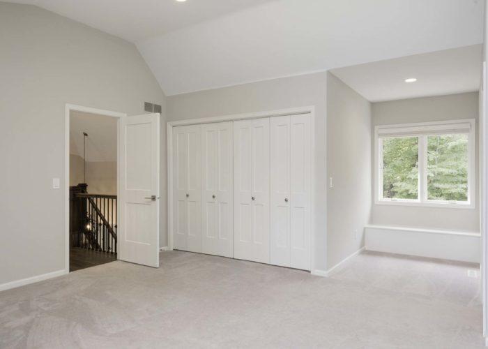 Shorewood Renovation Bedroom