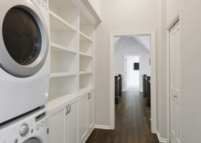 Shorewood Renovation Laundry
