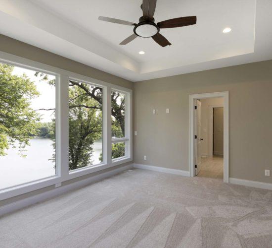 Chanhassen Lakeside Transformation Bedroom