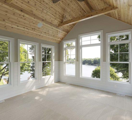 Chanhassen Lakeside Transformation Porch