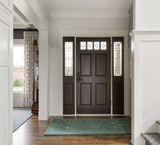 Refreshing Main Level Remodel Foyer