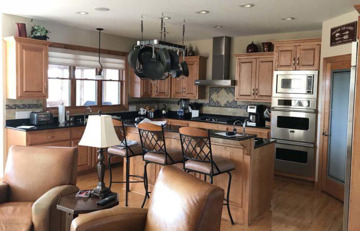 Refreshing Main Level Remodel Kitchen Before