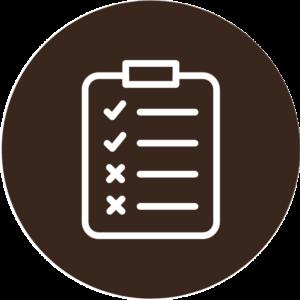 Checklist Brown